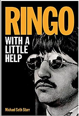 Ringo Starr, Beatles, Michael Seth Starr, thomas the tank, biography, Drummer, Rock, Rock and Roll, Music, Ringo, Michael Starr, NY Post, Drums, drummer, drumming, biography, book, richard, richie, richard starkey, rory storm and the hurricanes,