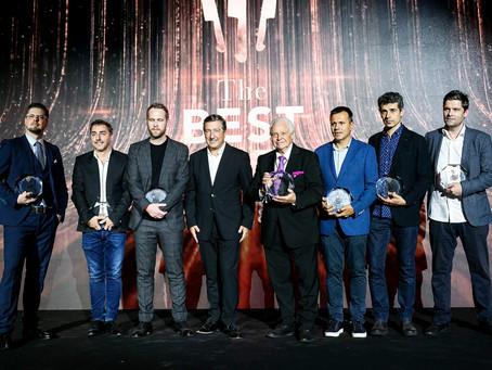 The Best Chef Awards. Барселона, 2019