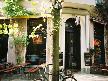 Берлин-Стамбул. Гид по точкам городской романтики.