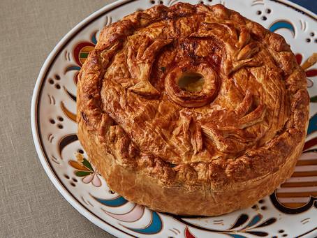 Кулінарна дипломатія. Нове видання про їжу та культуру.