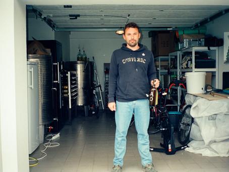 WINE NATURE: Артур Оруджалієв про створення вин невтручання