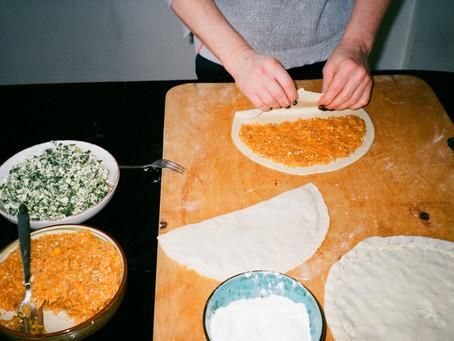 Домашня кухня В'єтнаму, Швейцарії та Кавказу в Україні. Три родинні історії.