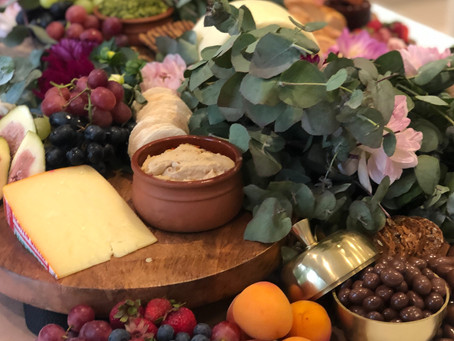 10 tips for the perfect grazing platter board