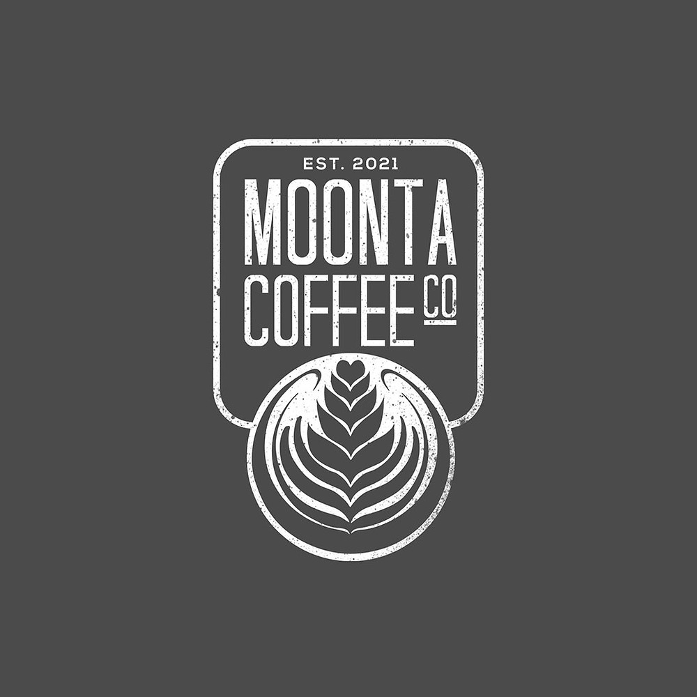 Final Stage Media Logo Design Moonta Coffee
