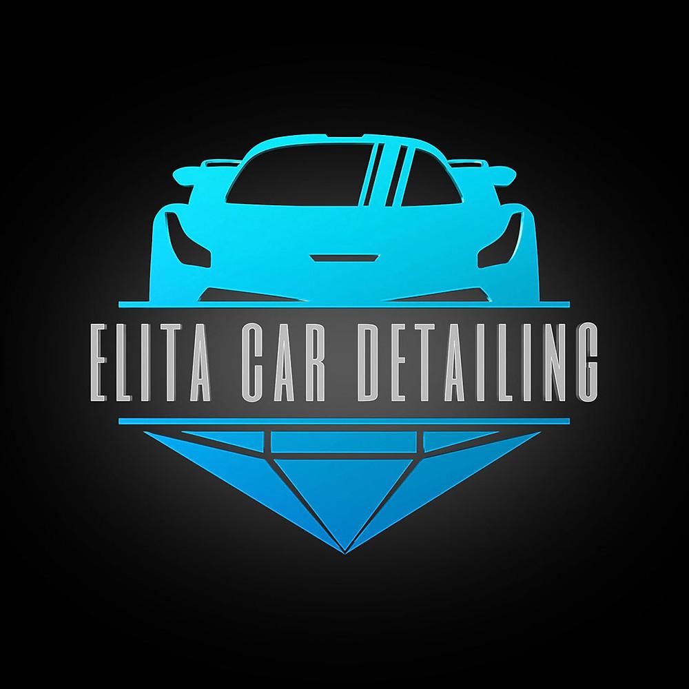 Final Stage Media Logo Design Elita Car Detailing
