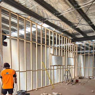 Berard Carpentry Commercial Fit Out