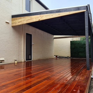Berard Carpentry Decking & Pergola