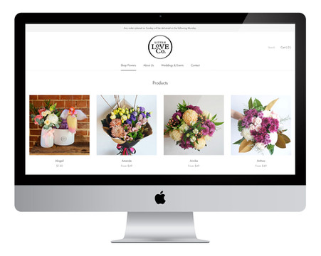 Shopify E-Commerce - Responsive Website Design & Development