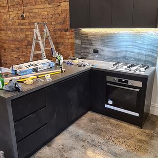 Berard Carpentry Kitchen Renovation