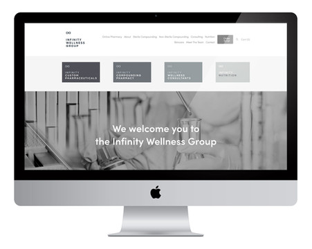 Squarespace E-Commerce - Responsive Website Design & Development