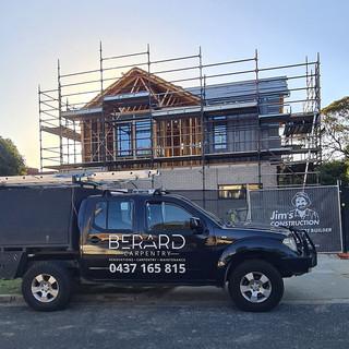 Berard Carpentry Residential Framing
