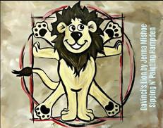 DaVinci Lion