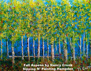 Fall Aspens by NC (Aspen Forest in fall