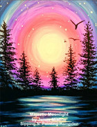 Majestic Moonlight