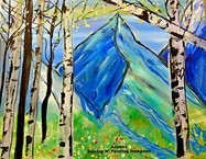 Aspen Mountain (fomerly Aspens), KD, lab