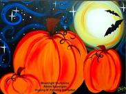Moonlight Pumpkins