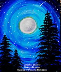 Celestial Shower