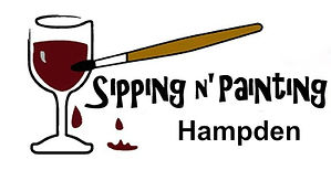 Sipping N' Painting Hampden, Denver's #1 paint and sip studio for drinking & painting classes and parties.