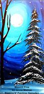 Moonlit Pine