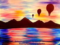 Balloons at Sunset.JPG