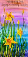 Daffodils by SNG