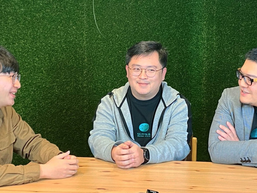 草吸管也瘋狂!席捲台灣企業社群!