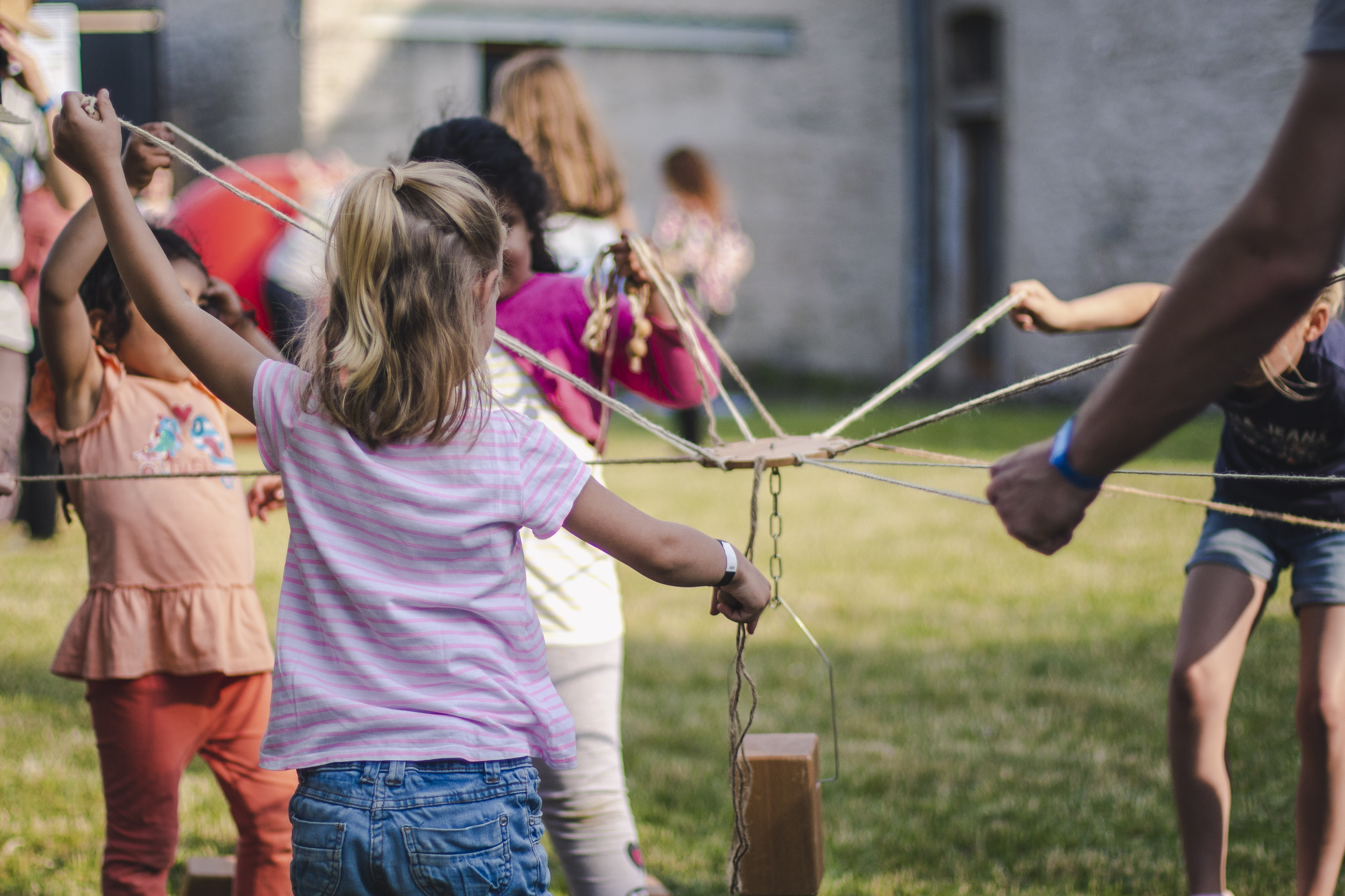 Familienprogramm Uni-Mittsommernacht