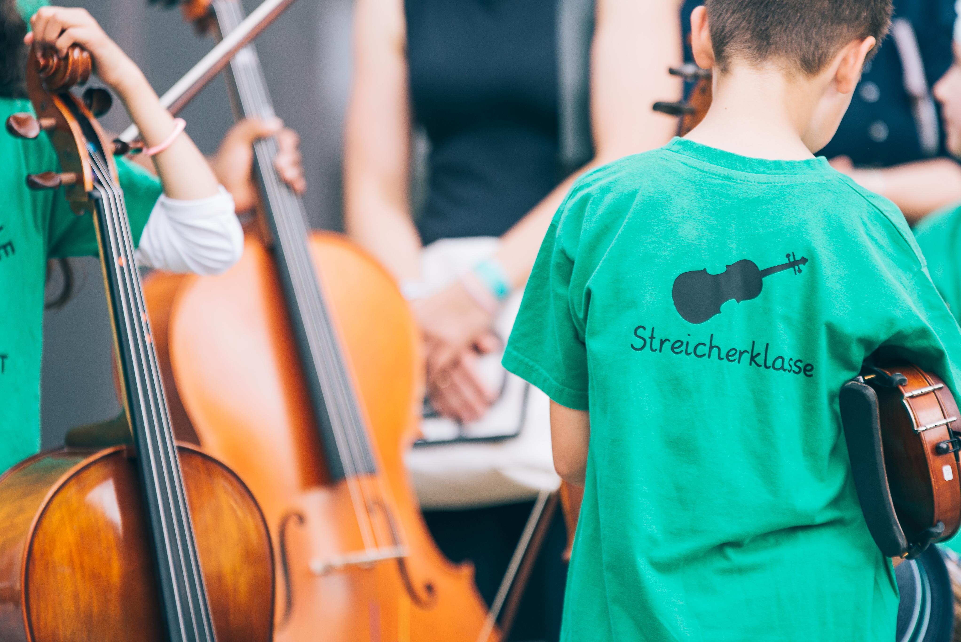 Musik Familien Uni-Mittsommernacht