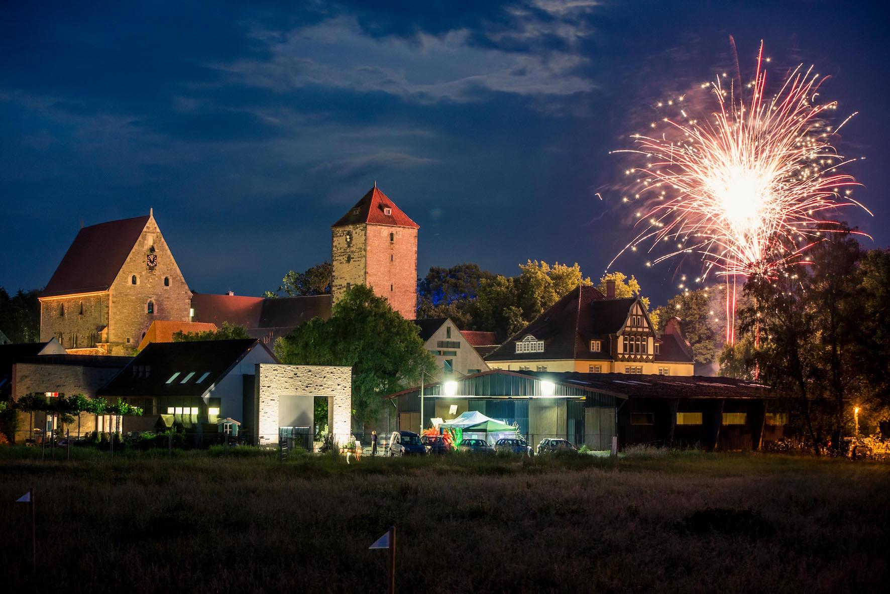 Domäne Marienburg Uni-Mittsommernach