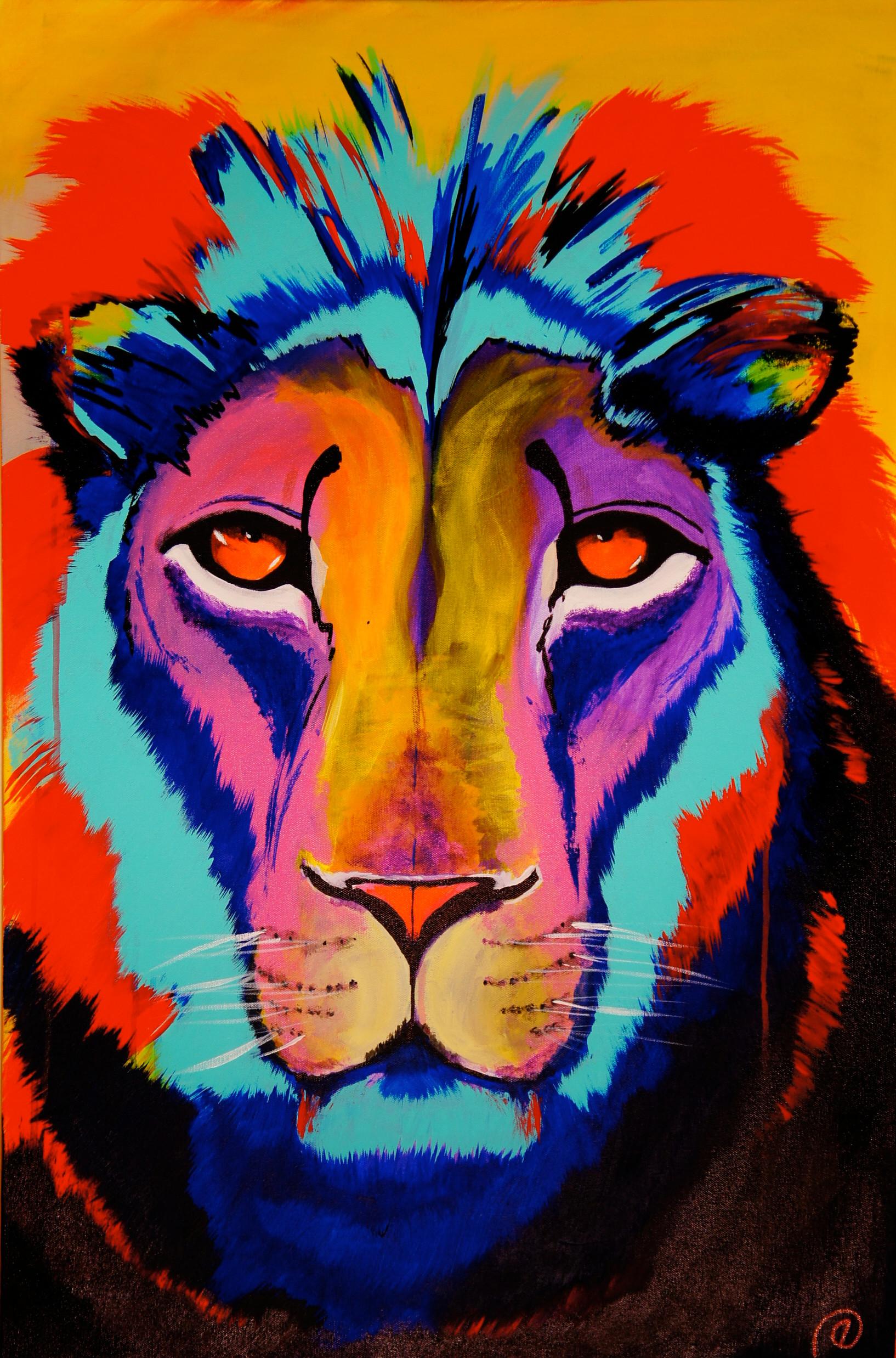 OG Electric Lion