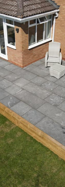 Landscaping paving and slabbing in clent