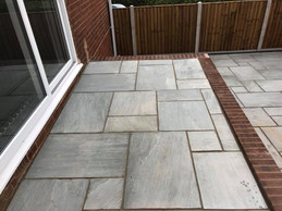 Halesowen patio