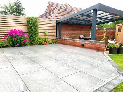 Landscaper patio bromsgrove