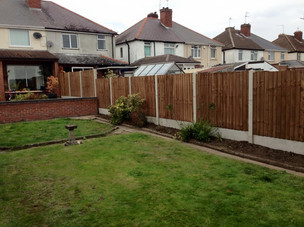 Fence pedmore