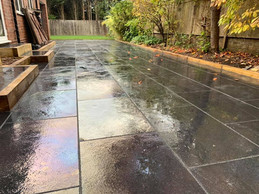 Landscape patio halesowen