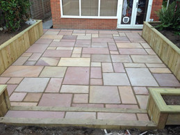 Selly Oak Landscaping patio