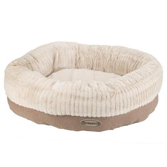Ellen Donut Bed - Tan