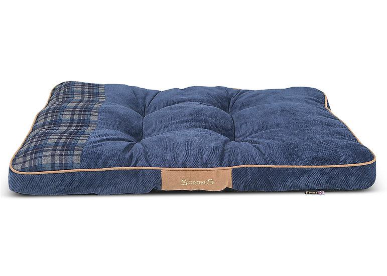 Highland Dog Mattress - Blue