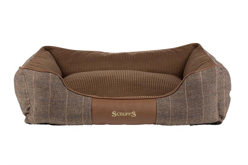 Windsor Box Dog Bed - Chesnut