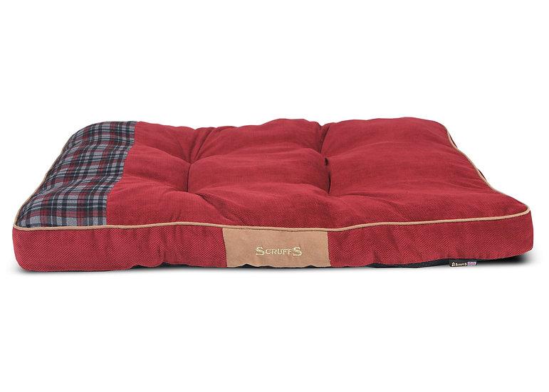 Highland Dog Mattress - Red