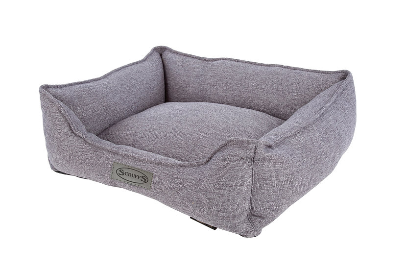 Manhattan Box Bed - Dark Grey