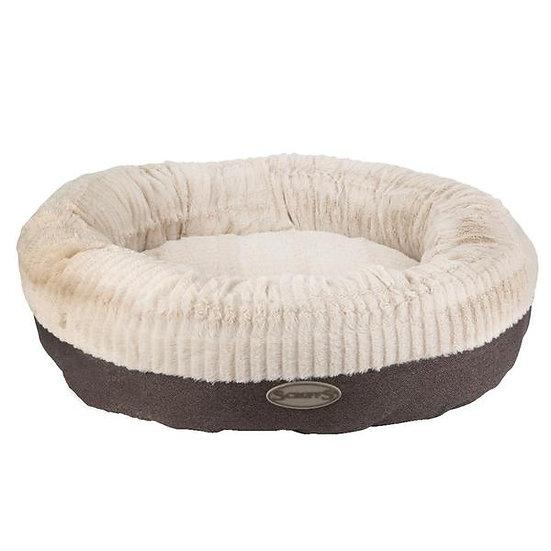Ellen Donut Bed - Grey