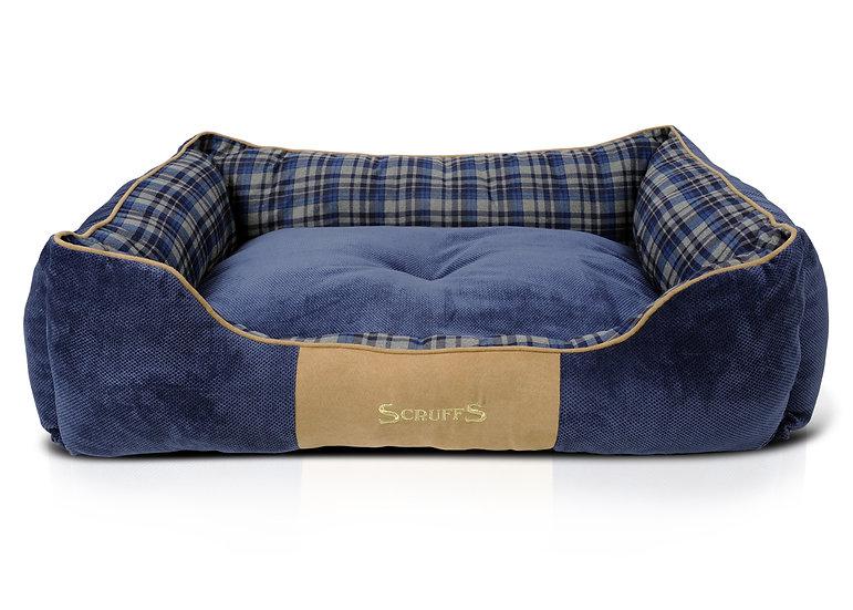 Highland Box Bed - Blue