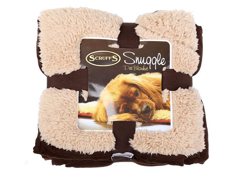Snuggle Blanket - Chocolate