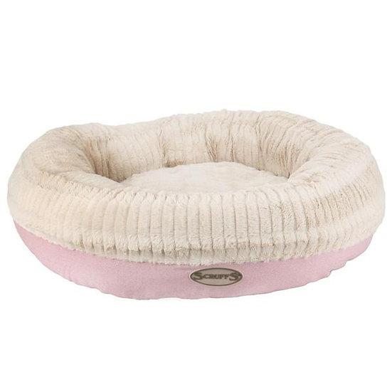 Ellen Donut Bed - Pink