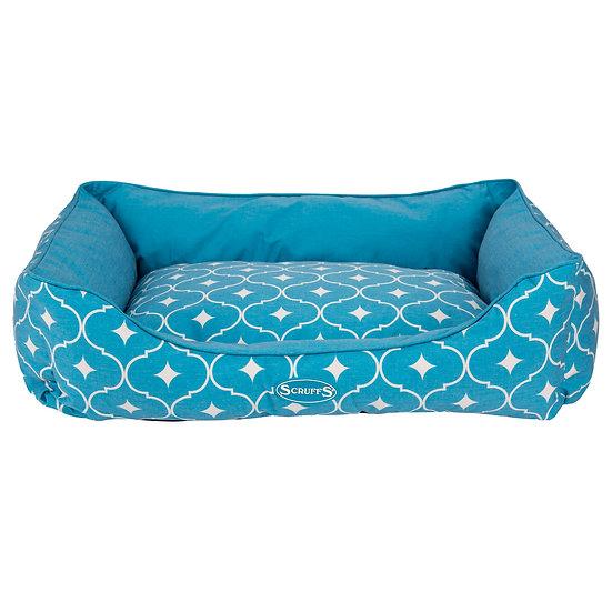 Casablanca Box Bed - Blue