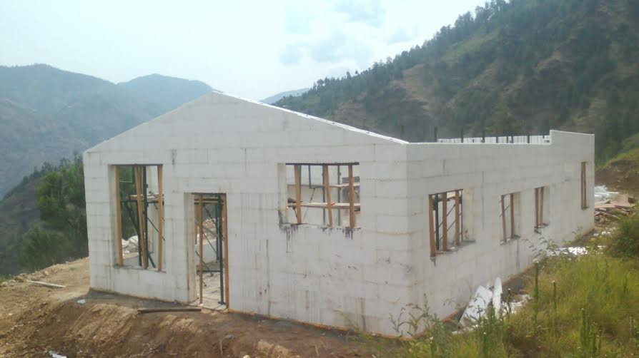 ICF building in India by Reliable Building Solutions