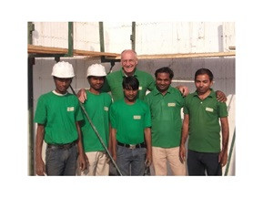 Reliable Building Solutions India with Mr. Jutzi of Styrostone