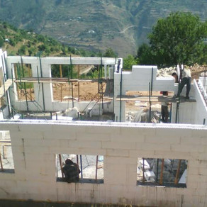 Best strategy and technology to build an energy efficient, earthquake resistant, low cost house