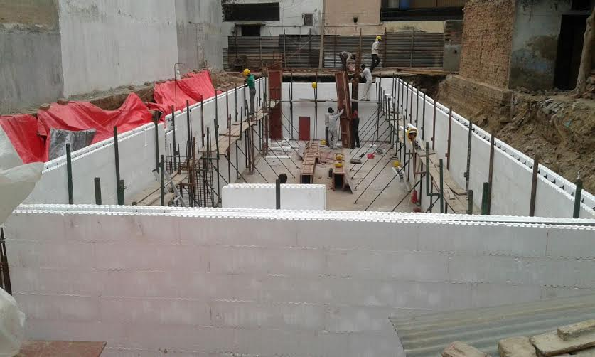 5.3 Delhi Basement-before-Concrete